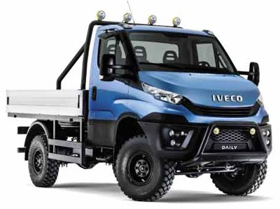 iveco daily 4x4. Black Bedroom Furniture Sets. Home Design Ideas